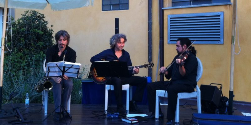 Our Groovy Jazz Trio