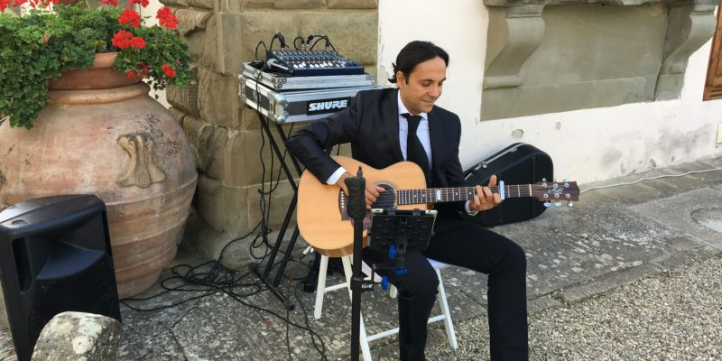 Guitar soloist