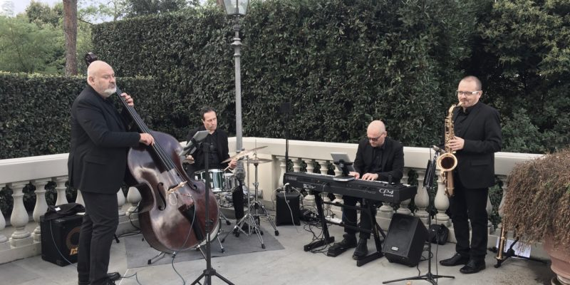 Jazz Quartet in Tuscany