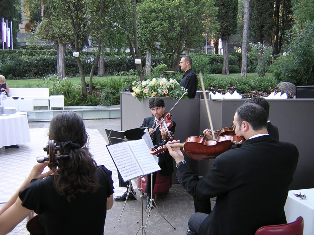 Music&Co  Strings ensembles for weddings in Tuscany   Events