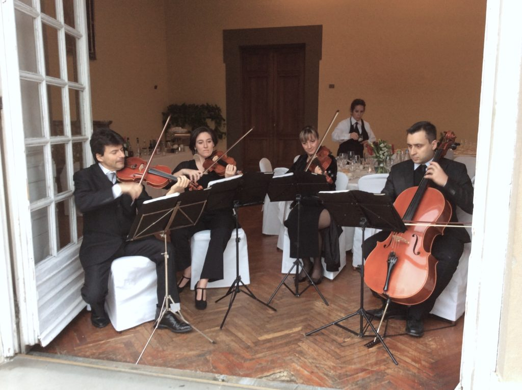Music&Co  Strings ensembles for weddings in Tuscany | Events