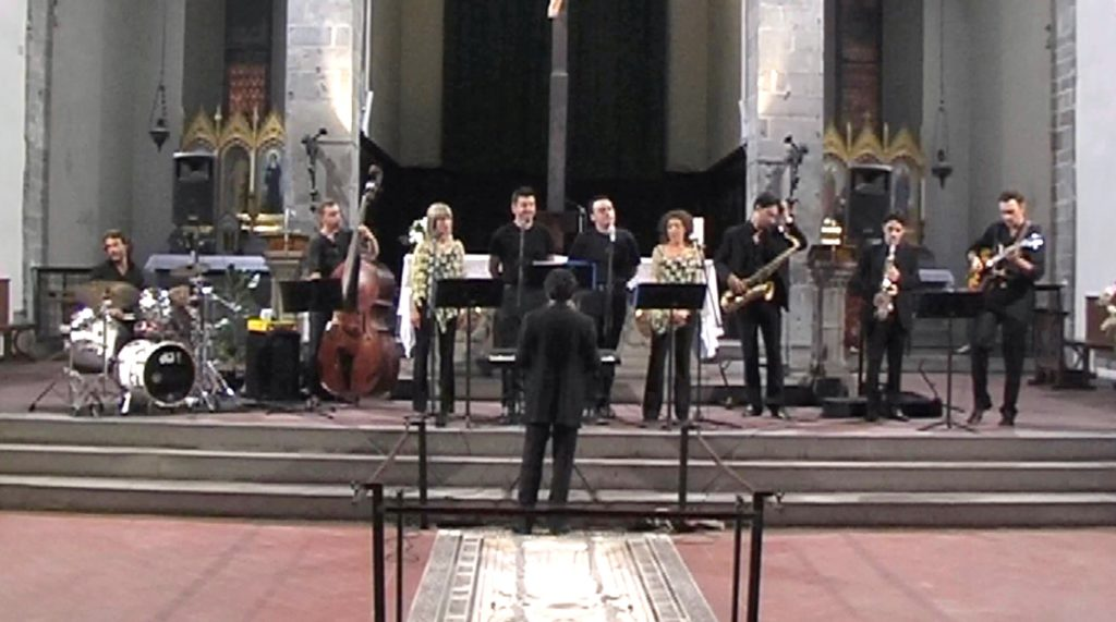 Gospel Quartet TuscanGlobeSingers