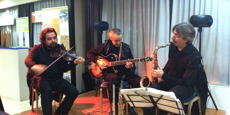 Groovy Jazz Trio