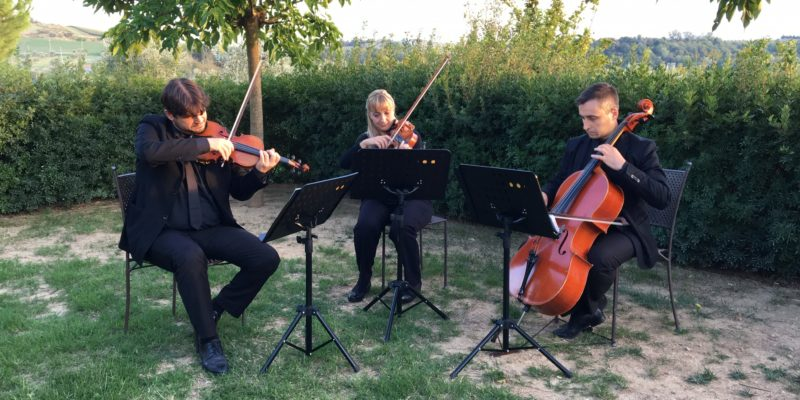 String Trio Cocktail
