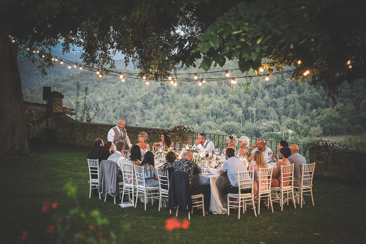 Light for wedding in Dievole -Tuscany