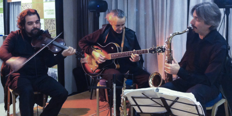 Music&Co. Groovy Jazz Trio