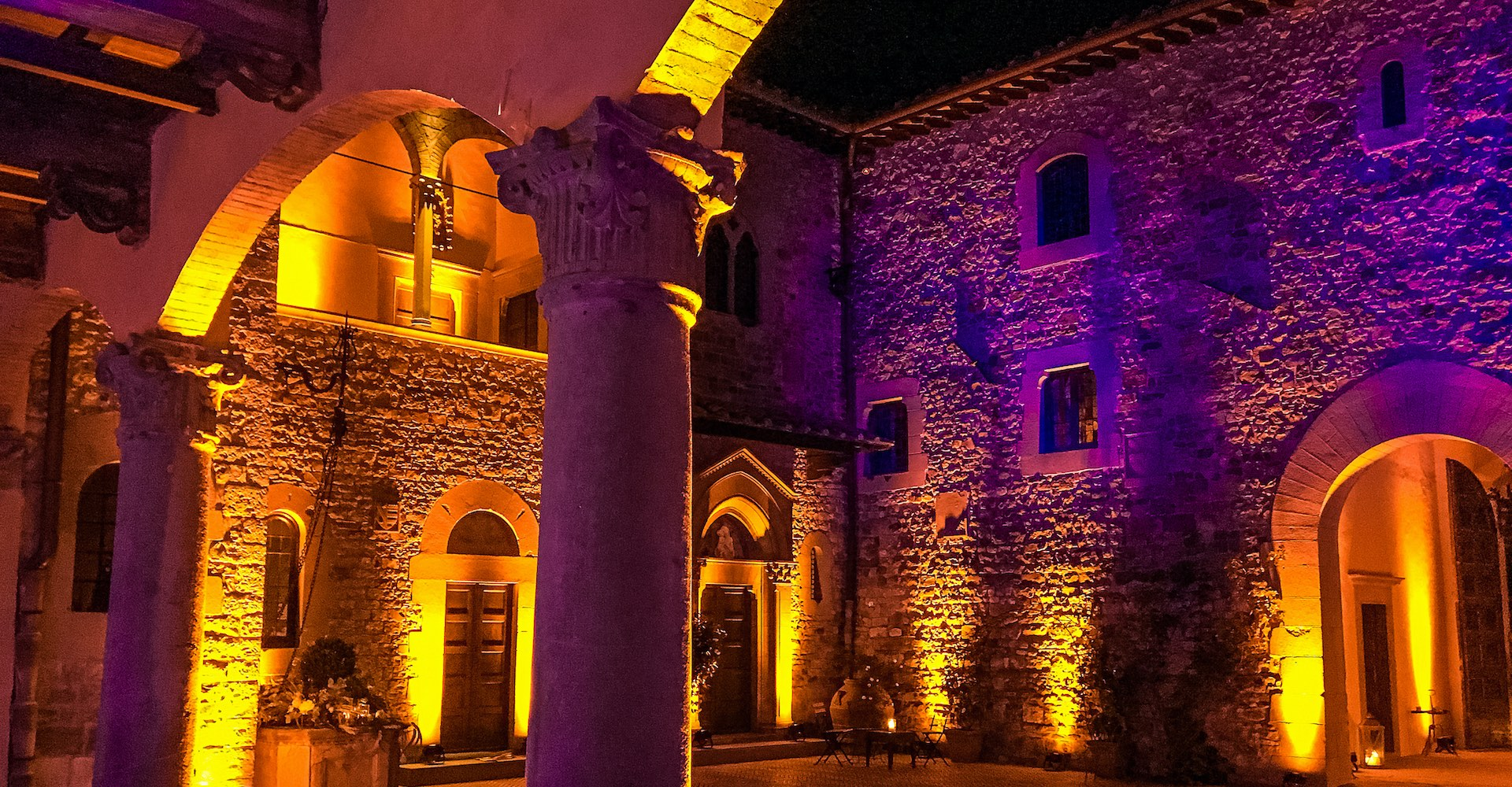Light Enhancement Castello il Palagio